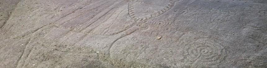 Visitar Campo Lameiro no es sólo ver petroglifos
