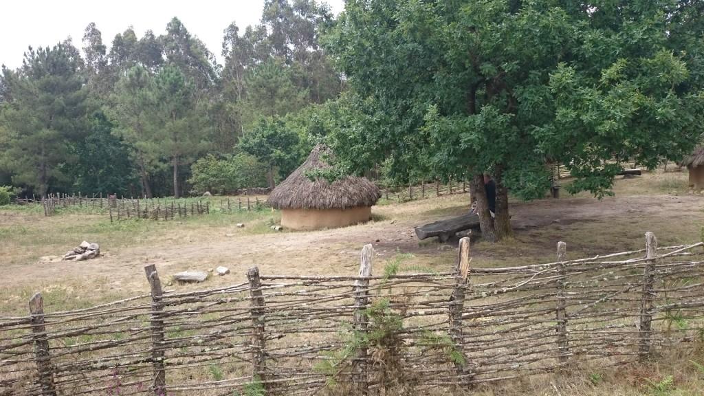 Poblado de la Edad del Bronce