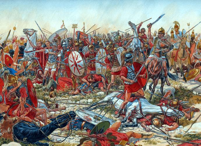 Fig. 3. Pues la guerra no era tan bonita. Autor Igor Dzis.