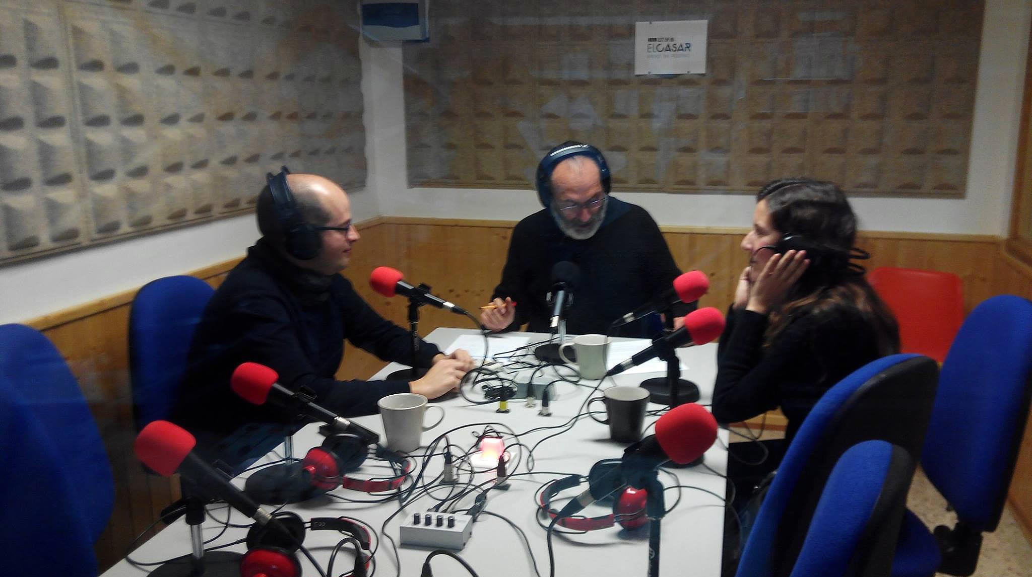 App Cultura en el Cronovisor: ¡nos vamos a la radio!
