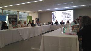 Desarrollo de la jornada de difusión del producto turístico Viaje al Tiempo de los Íberos organizada por la Diputación de Jaén. Foto: Jansá Cultura y Tecnología.